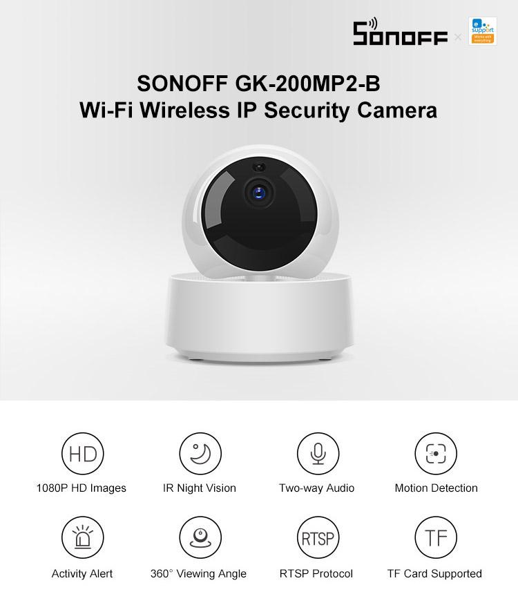 Camera inteligenta Sonoff 360