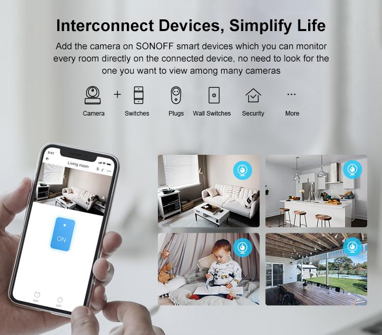 Interconectare de deviceuri sonoff